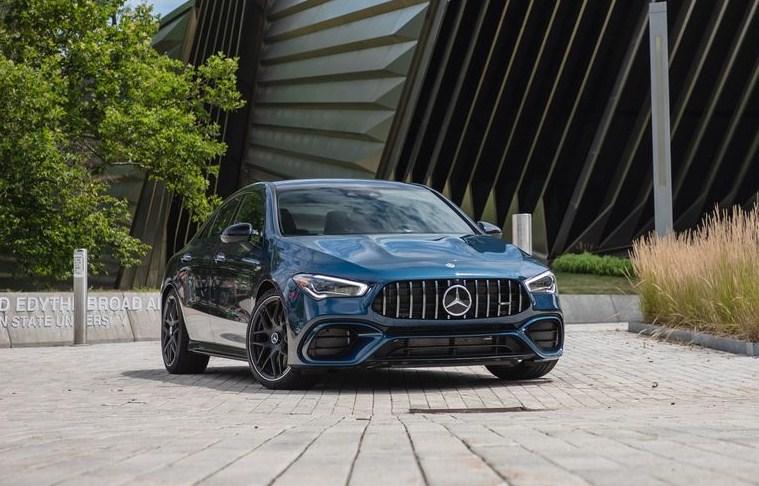 Mercedes-AMG CLA45 2021 phát triển lên, trở nên tốt hơn