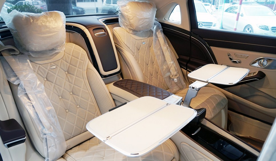 Mercedes-Maybach S560