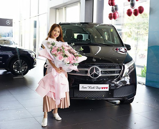 Thông số kỹ thuật Mercedes V250 Luxury