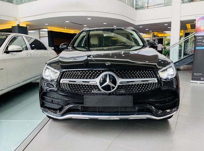 Bảng giá lăn bánh Mercedes-Benz GLC 300 4Matic 2021