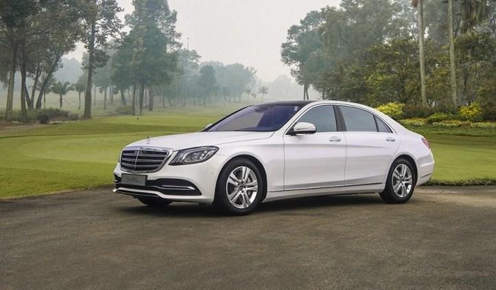 Bảng giá lăn bánh Mercedes-Benz S450 2021